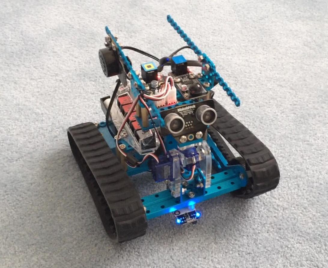 Robot Vasilii, progress report.